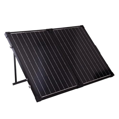 100W Foldable Solar Suitcase Without a Charge Controller From Renogy - 12V