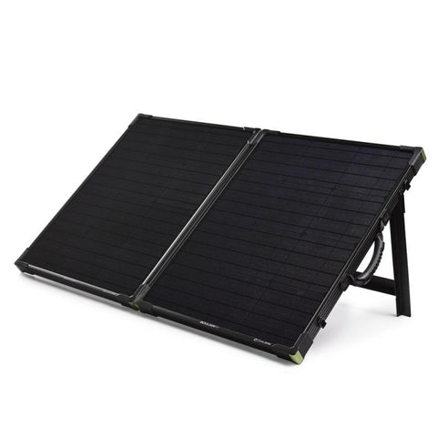 Image of Goal Zero BOULDER 100 Solar Panel Briefcase