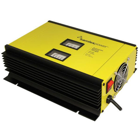 Image of 25 Amp Battery Charger From Samlex - 24V