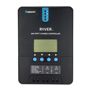 20A Rover MPPT Solar Charge Controller From Renogy