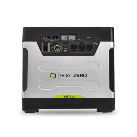 Goal Zero YETI 1250 110V Portable Power Station