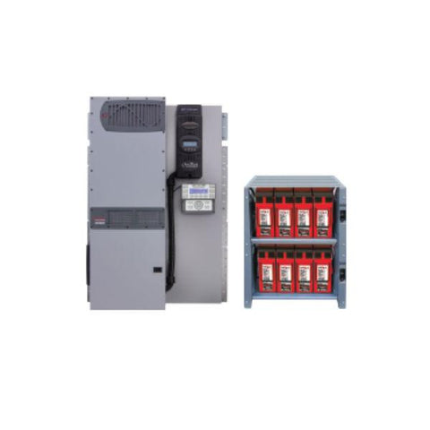 4.0kW Power SystemEdge Pre-Bundled System From OutBack Power