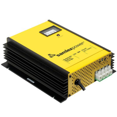 Image of 30 Amp Battery Charger From Samlex - 12V