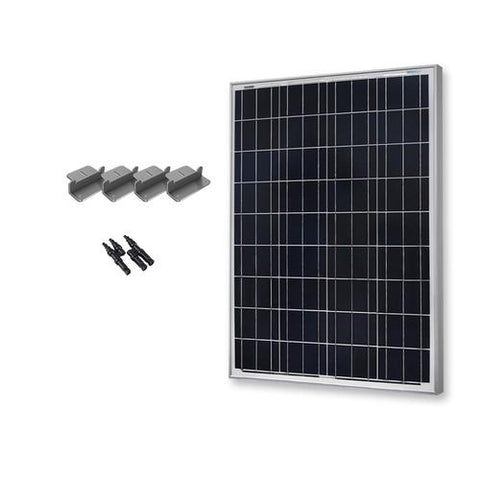 100W Solar Expansion Kit From Renogy - 12V