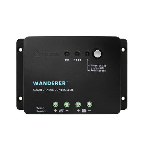 30A Wanderer PWM Charge Controller From Renogy