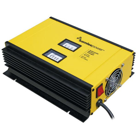Image of 80 Amp Battery Charger From Samlex - 12V