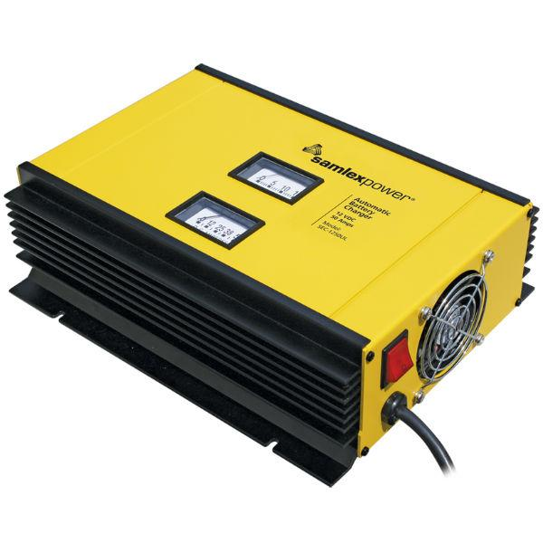 50 Amp Battery Charger From Samlex - 12V