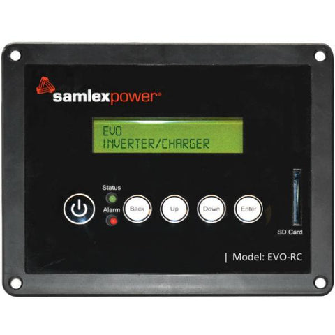 Samlex Remote Control for EVO Series Inverter/Chargers