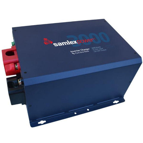 Samlex 3000W Pure Sine Wave Inverter Charger 12V