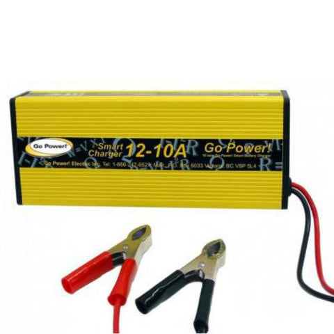 Image of Go Power 35 amp Smart Battery Converter Charger