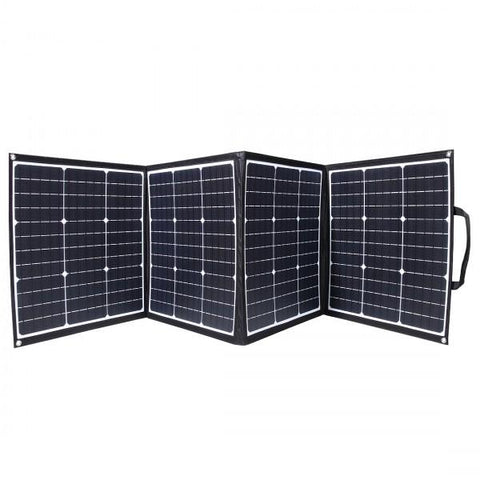Lensun 160W 12V Ultralight Folding Solar Panel