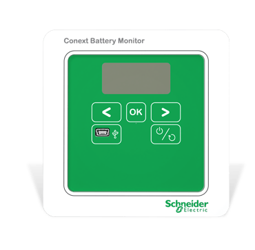 Image of Schneider Electric Conext Battery Monitor 24/48V