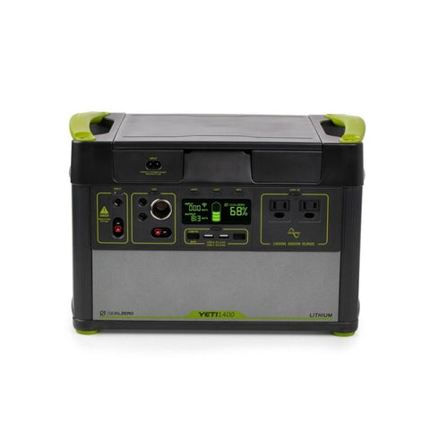 Goal Zero YETI Lithium 1400 V2 110V Portable Power Station