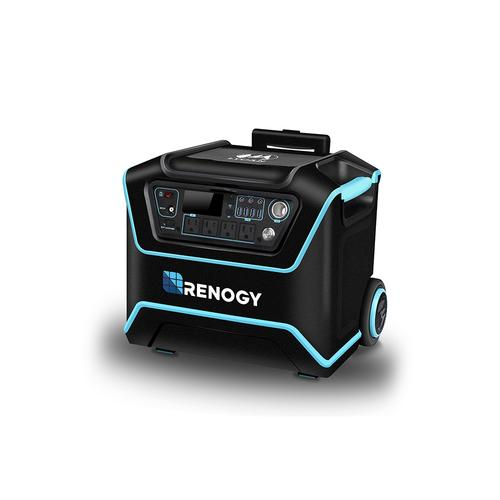 Solar Power Generator From Renogy - Lycan Powerbox