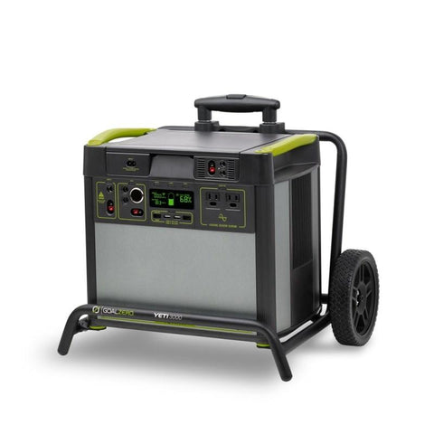 Goal Zero YETI Lithium 3000 V2 110V Portable Power Station