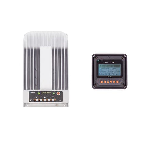 40A Commander MPPT Solar Charge Controller From Renogy - Comes With Tracer Meter