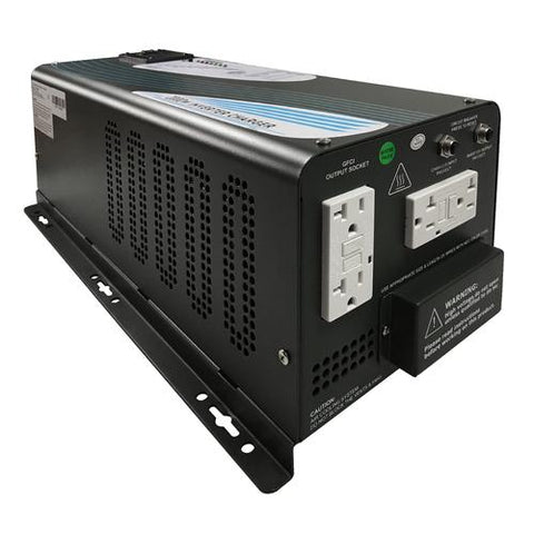2000W Pure Sine Wave Inverter Charger From Renogy