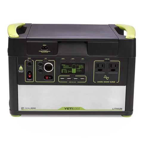 Goal Zero YETI Lithium 1000 110V Portable Power Station