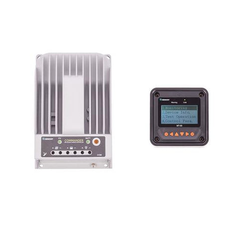 20A Commander MPPT Solar Charge Controller From Renogy - Comes With Tracer Meter