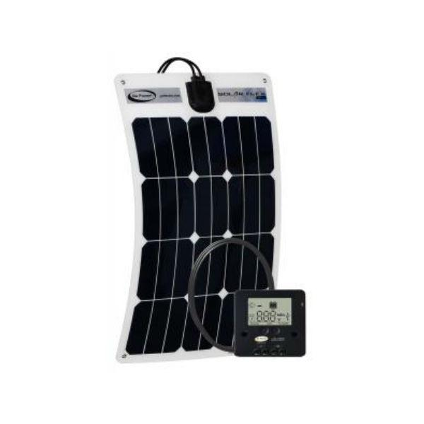 Go Power 50W Solar Flex Expansion Kit