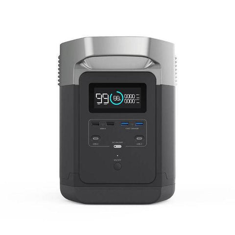 Image of EcoFlow DELTA 1300 Portable Battery Generator