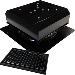 Attic Breeze GEN 3 Self-Flashing 25 Watt Detached Solar Attic Fan