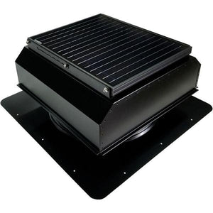 Attic Breeze GEN 3 Self-Flashing 35 Watt Attached Solar Attic Fan