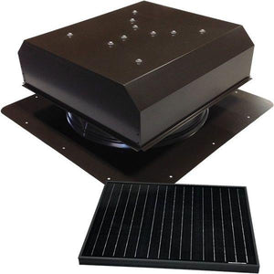 Attic Breeze GEN 3 Self-Flashing 35 Watt Detached Solar Attic Fan