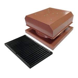Attic Breeze GEN 3 Curb Mount 45 Watt Detached Solar Attic Fan