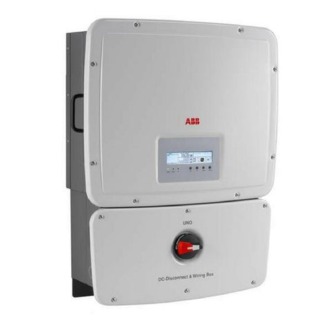 8.6kW UNO Single Phase Inverter from ABB