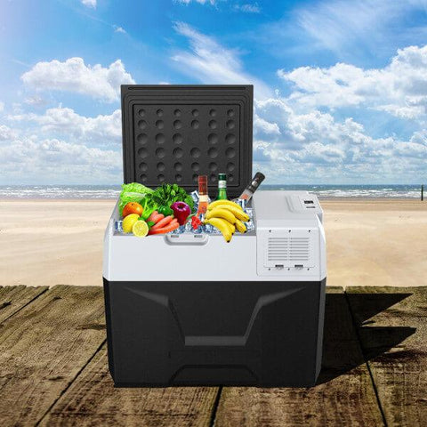 ACOPOWER 42 Quarts Portable Solar Fridge Freezer