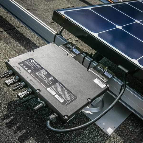 YC600 Microinverter from APsystems