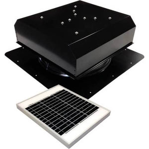 Self-Flashing 20 Watt Detached GEN 2 Solar Attic Fans From Attic Breeze AB-2022D