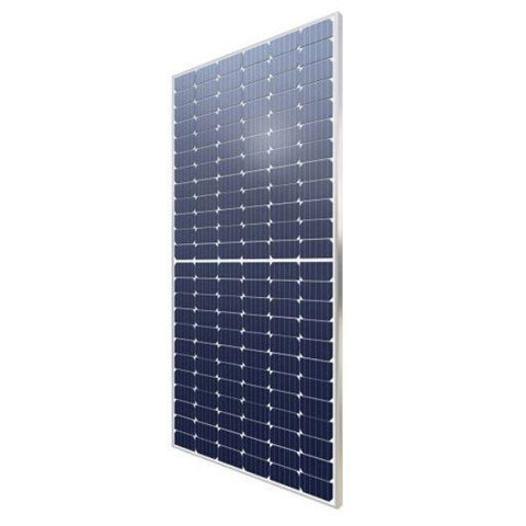 Axitec 400W Monocrystalline Solar Panel With a Silver Frame