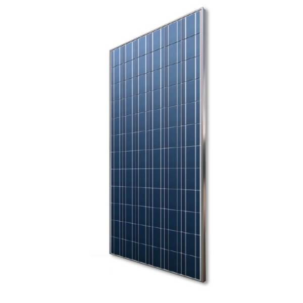 Axitec 330w Polycrystalline Solar Panel With A Silver