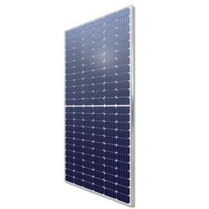 Axitec 385W Monocrystalline Solar Panel With a Silver Frame