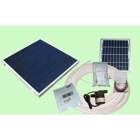 Image of Heliatos Boat Solar Water Heating Kit- Direct Water Circulation