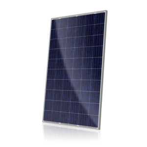 Canadian Solar 270W Polycrystalline Solar Panel With a Black Frame