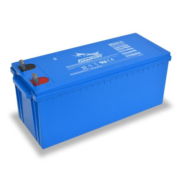 Fullriver 210Ah 12V AGM Sealed Lead Acid Battery