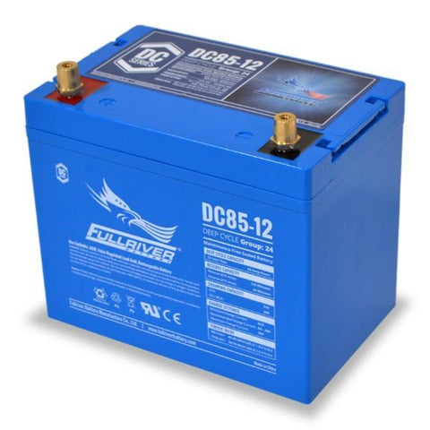 Fullriver 85Ah 12V AGM Sealed Lead Acid Battery