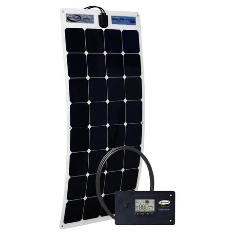 Go Power 100W Flexible Solar Kit