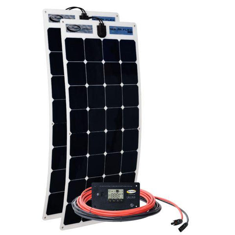 Image of Go Power 200W Flexible Solar Kit
