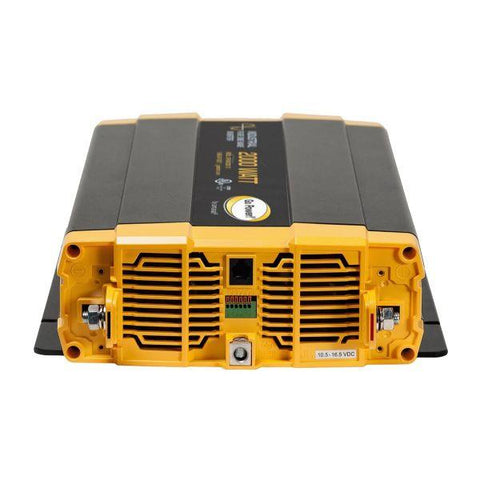 Go Power 2000W Industrial Pure Sine Wave Inverter - 12V