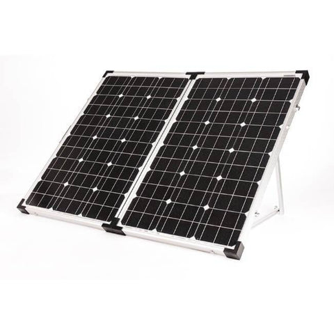 Go Power 120W RV Portable Solar Kit