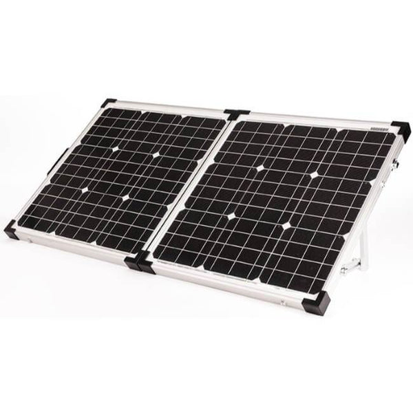 Go Power 80w Rv Portable Solar Kit Solartech Direct
