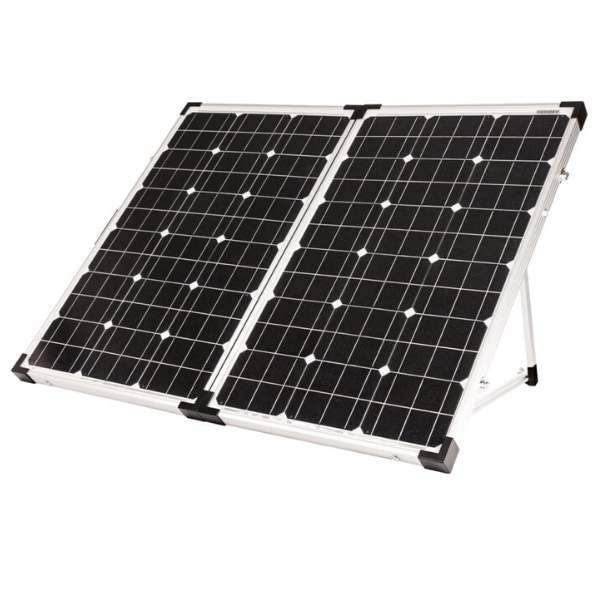 Go Power 130W RV Portable Solar Kit