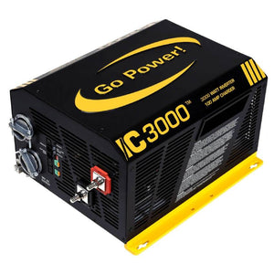 Go Power 3000W Pure Sine Wave Inverter-Charger