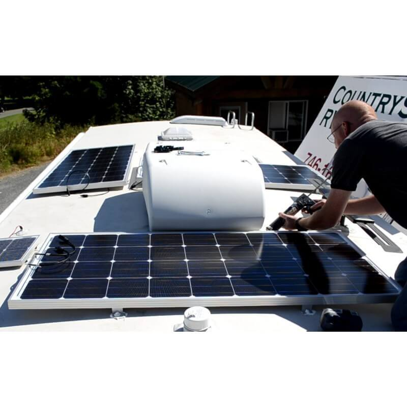 Go Power 570W Solar Extreme Charging System