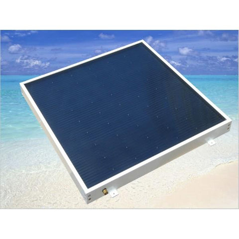 Upgrade from SW-38 to MH-38 Panels for RV Solar Water Heating Kit