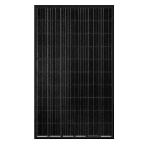 Itek Energy 300W Monocrystalline Solar Panel Black
